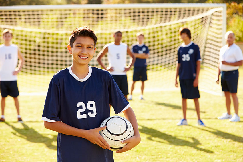 Soccer and French Immersion Summer Camp for Teens in Quebec, Canada