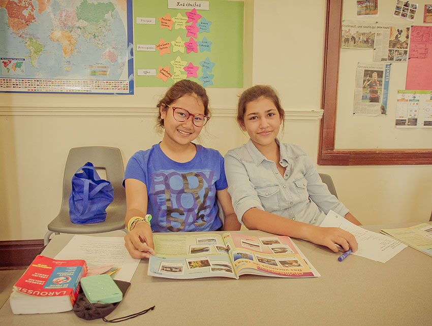 French Multi-Activity Summer Camp for Teens - Edu-inter - Quebec