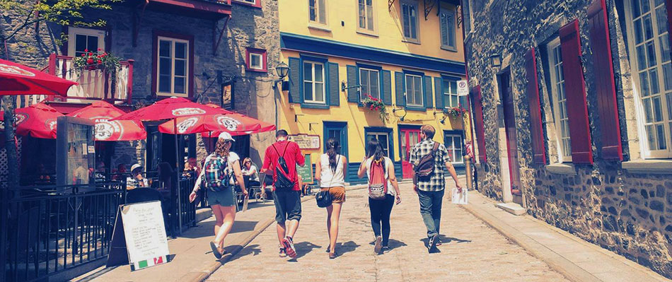 About Quebec City
