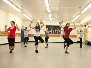 French & Dance Summer Camp In Quebec City